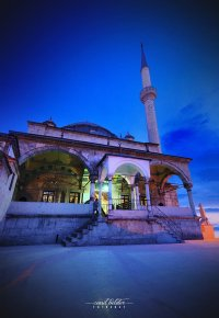 İzzet Paşa Camii